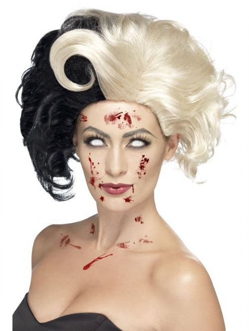 Evil Madame Wig, Deluxe